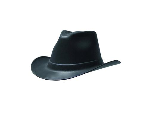 OccuNomix Cowboy Style Hard Hat w/ Ratchet Suspension - Black