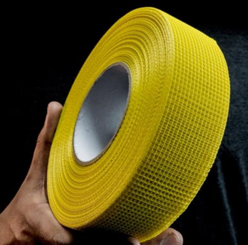 2 1/2 in x 300 ft Surface Shields PATCH PRO Fiberglass Mesh Drywall Tape - Yellow