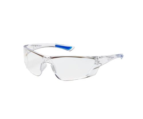 PIP Bouton Optical Recon Rimless Safety Glasses - Clear Temple/Clear Anti-Scratch FogLess 3Sixty Lens