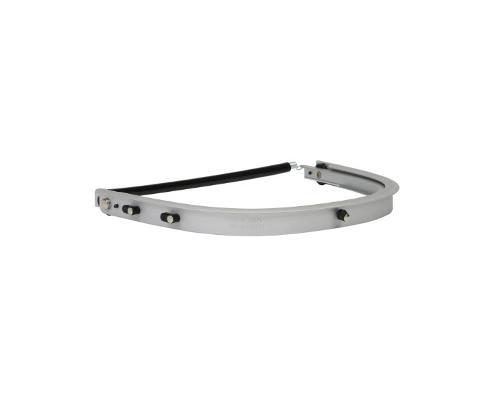 PIP Bouton Optical Aluminum Face Shield Bracket for Cap Style Hard Hats