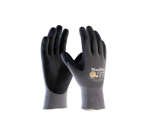 PIP MaxiFlex Ultimate Seamless Knit Nylon/Elastane Glove w/ Nitrile Coated MicroFoam Grip - XL