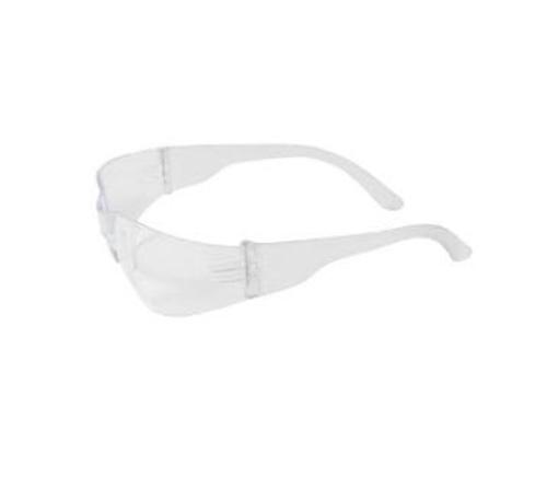 PIP Bouton Optical Zenon Z12 Rimless Safety Glasses - Clear Temple/Clear Lens
