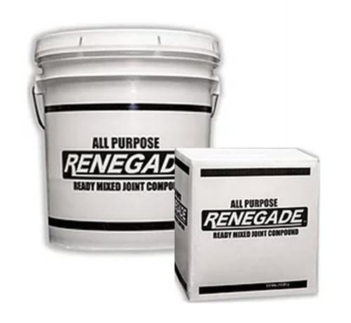 Renegade Tools All Purpose Joint Compound - 4.5 Gallon Box