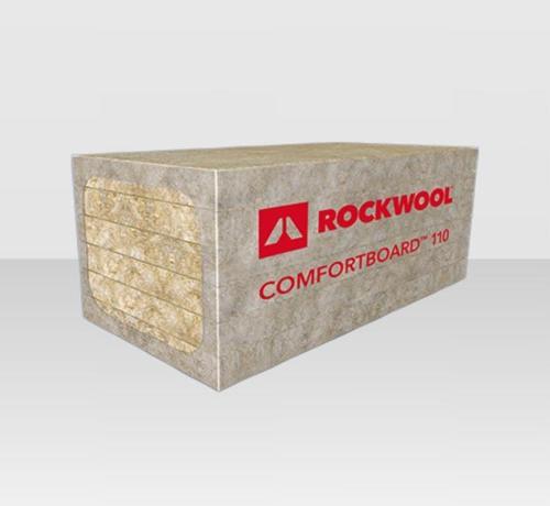 2 in x 24 in x 48 in ROCKWOOL COMFORTBOARD 110 Insulation
