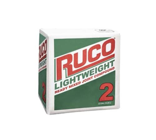 RUCO Lightweight Ready-Mixed Joint Compound - 3.5 Gallon Box