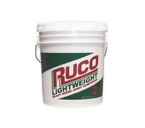 RUCO Lightweight Ready-Mixed Joint Compound - 4.5 Gallon Pail
