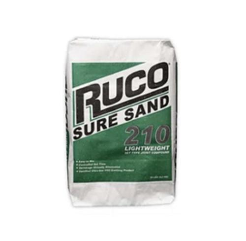 RUCO Sure Sand 210 Minute Lightweight Set Type Joint Compound - 18 lb Bag
