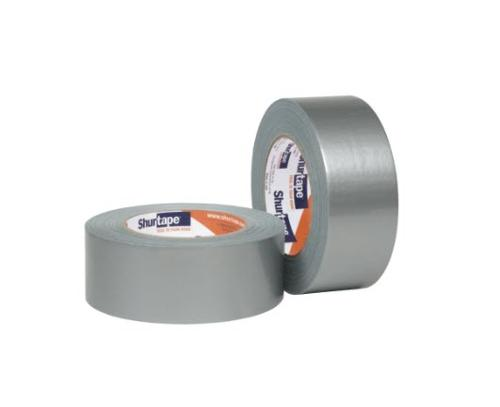 2 in x 60 yd Shurtape PC 460 Economy Grade Co-Extruded Cloth Duct Tape