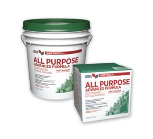 USG Sheetrock Brand All Purpose Advanced Formula Joint Compound - 4.5 Gallon Pail