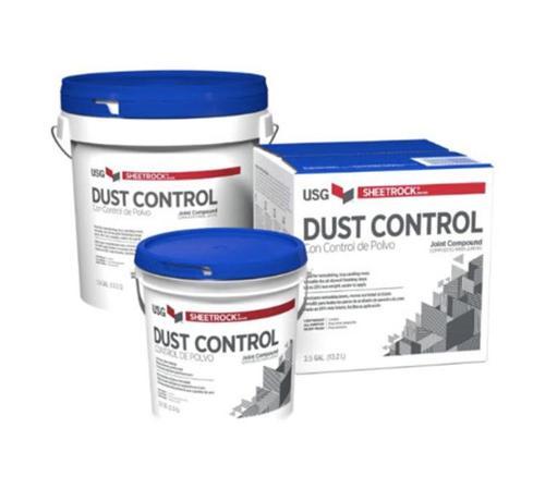USG Sheetrock Brand Plus 3 Dust Control Joint Compound - 3.5 Gallon Box