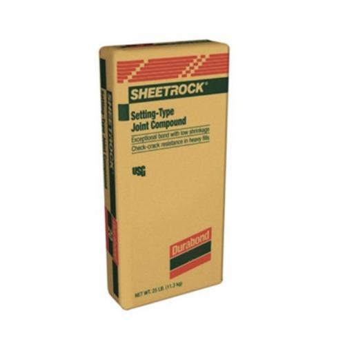 USG Sheetrock Brand Durabond 210 Setting Type Joint Compound - 25 lb Bag