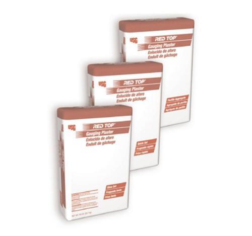 USG Red Top Brand Gauging Plaster / Slow Set - 50 lb Bag