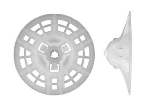 2 in Wind-lock Wind-Devil 2 Polypropylene Plastic Mechanical EIFS Fastener