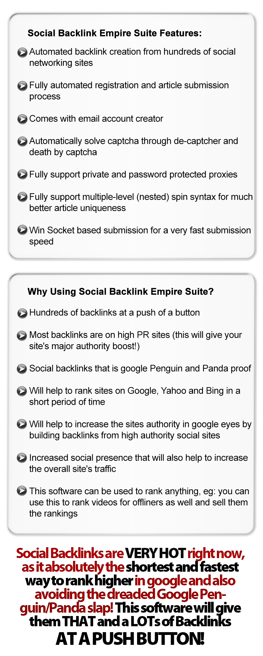 Social Backlink Empire Suite Pro 1.0.20