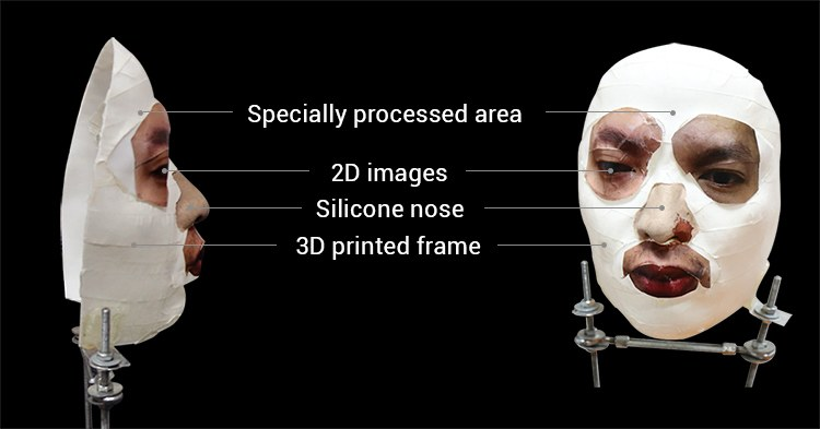 Hackers claim to beat Face ID with a mask