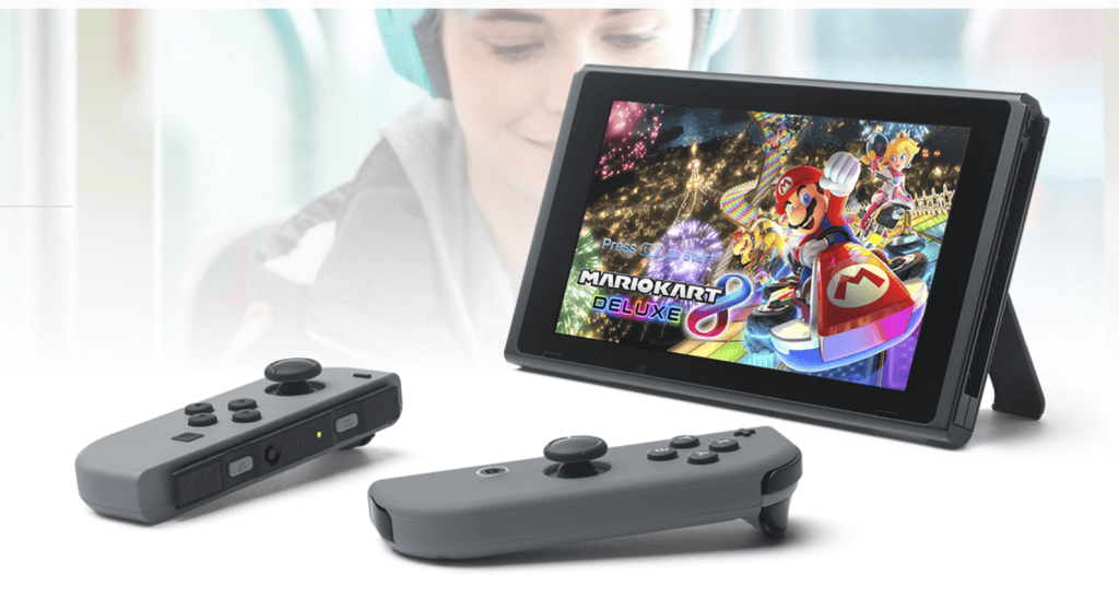 Nintendo is being sued over the design of the Switch's detachable controllers