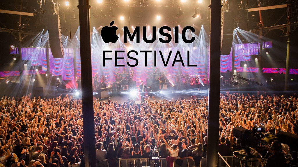 Apple Axes Annual Apple Music Festival in London after 10 Years
