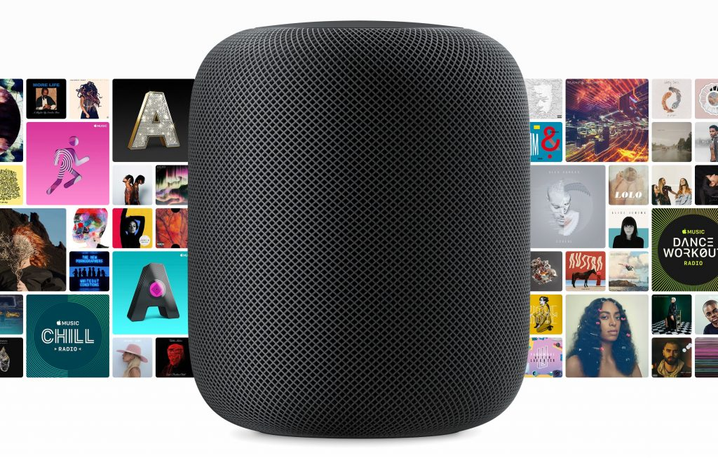 Apple Shares First HomePod Ads