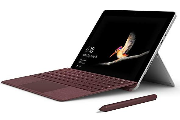 Reviewing the Surface Go