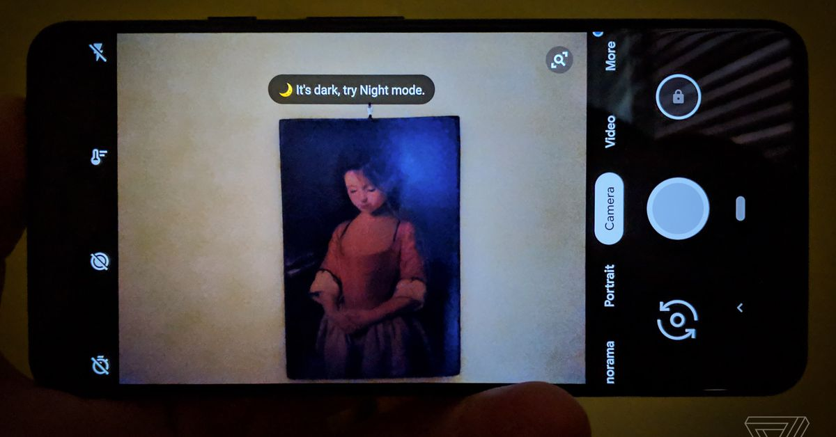 Google's Night Sight for Pixel phones will amaze you