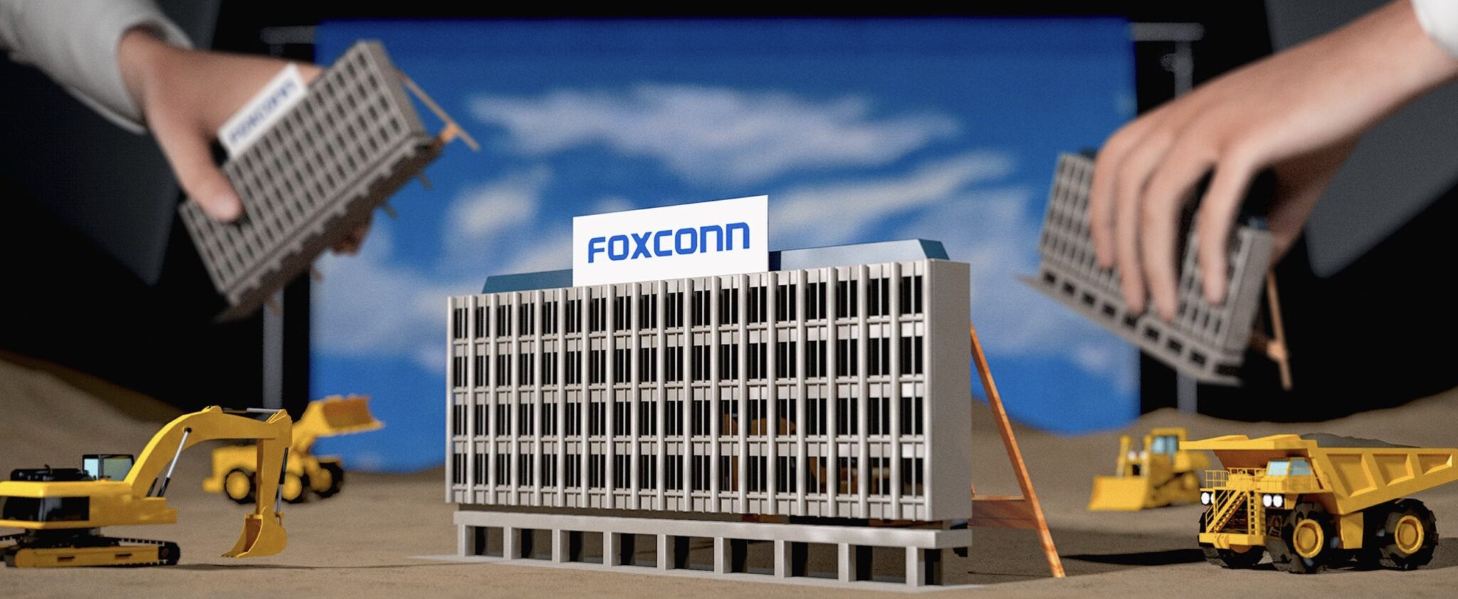 Foxconn is confusing Wisconsin