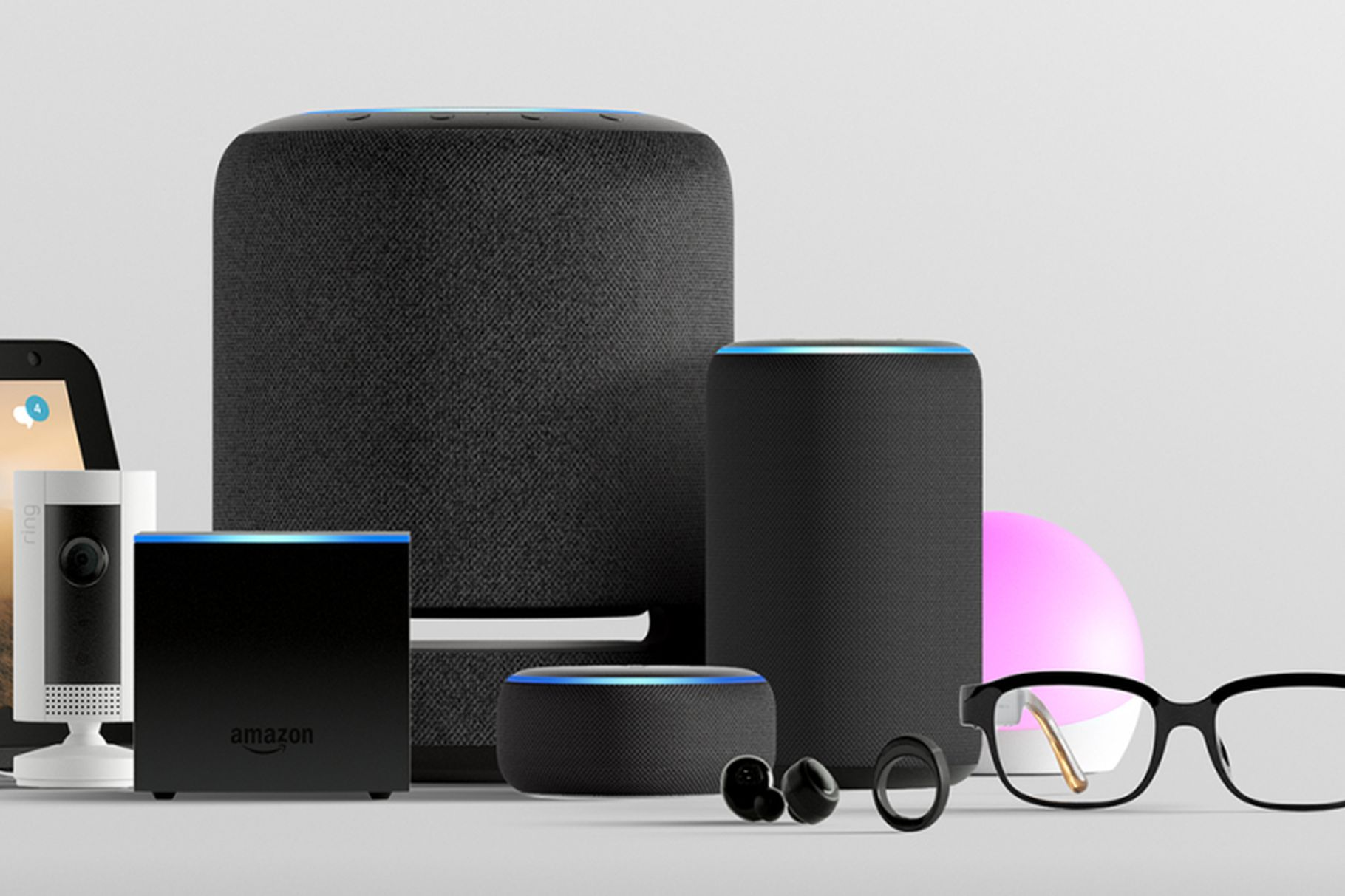 The biggest announcements from Amazon's fall 2019 hardware event