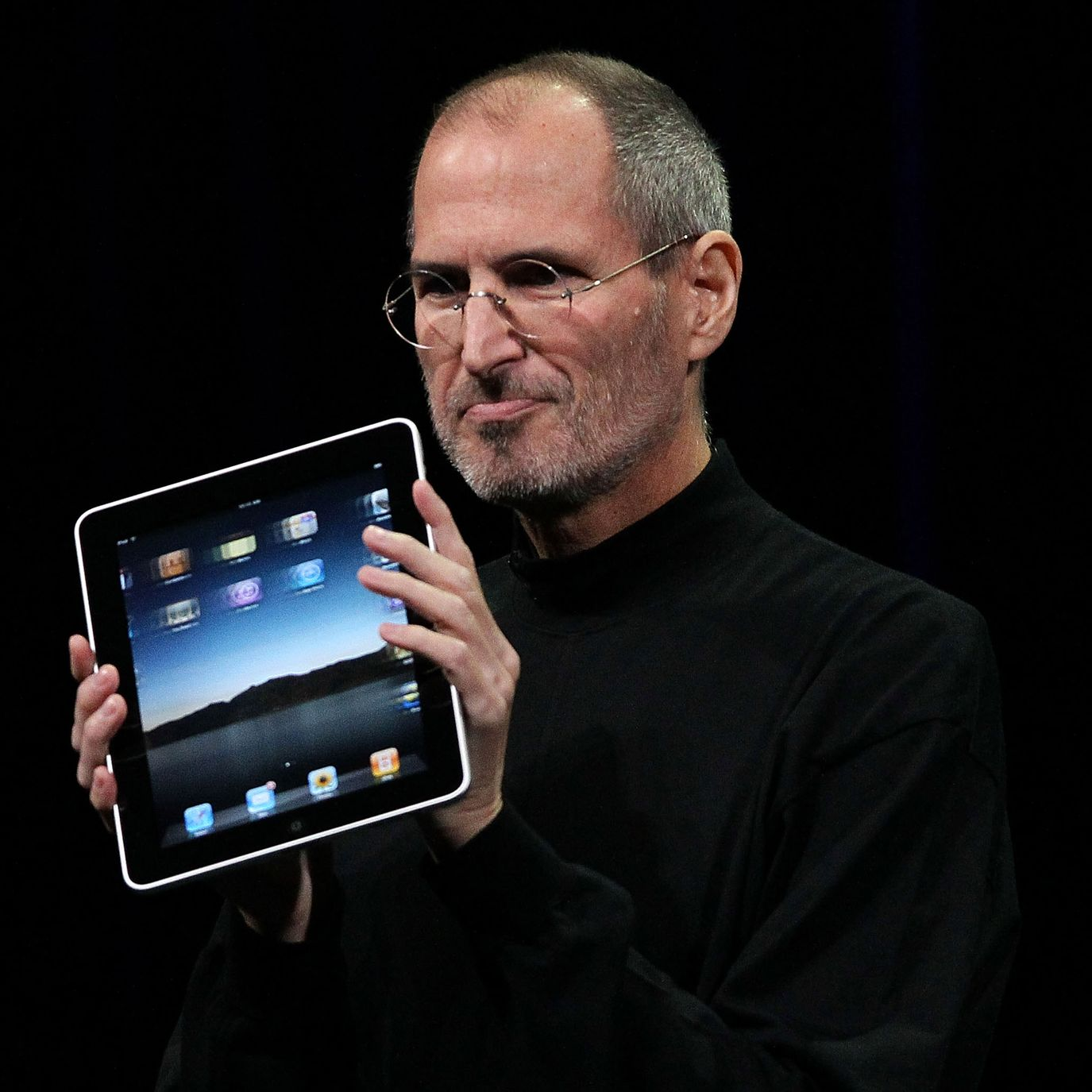 "The ""Tragic"" iPad"