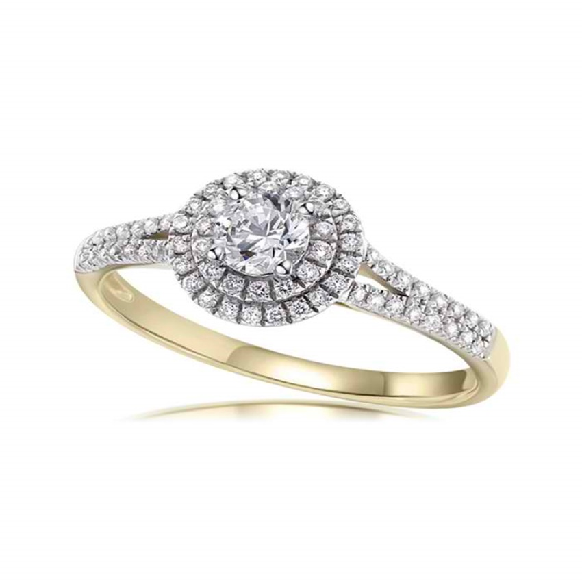 Win An OJ Co Round Brilliance Diamond Ring