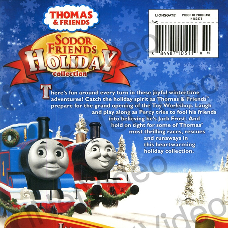 Win a Thomas & Friends: Movie Collection Box Sets DVD