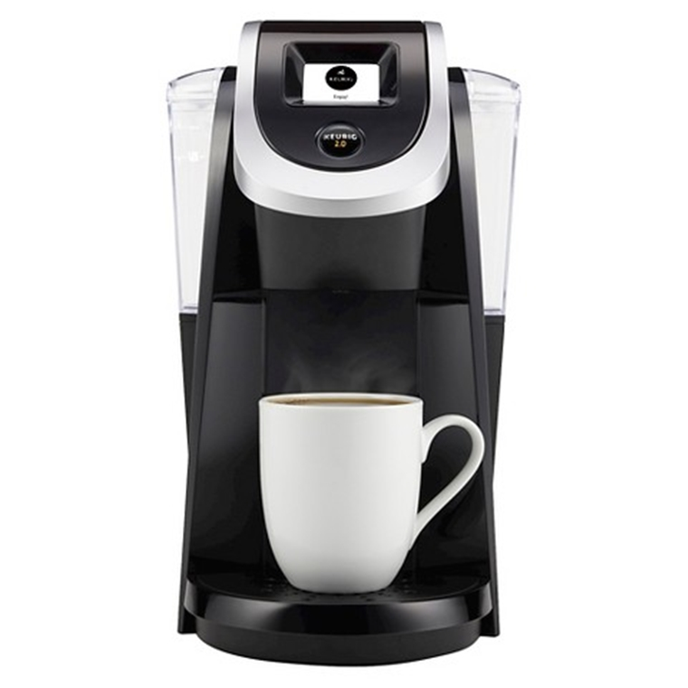 Win a Keurig K200 Coffee Brewing System