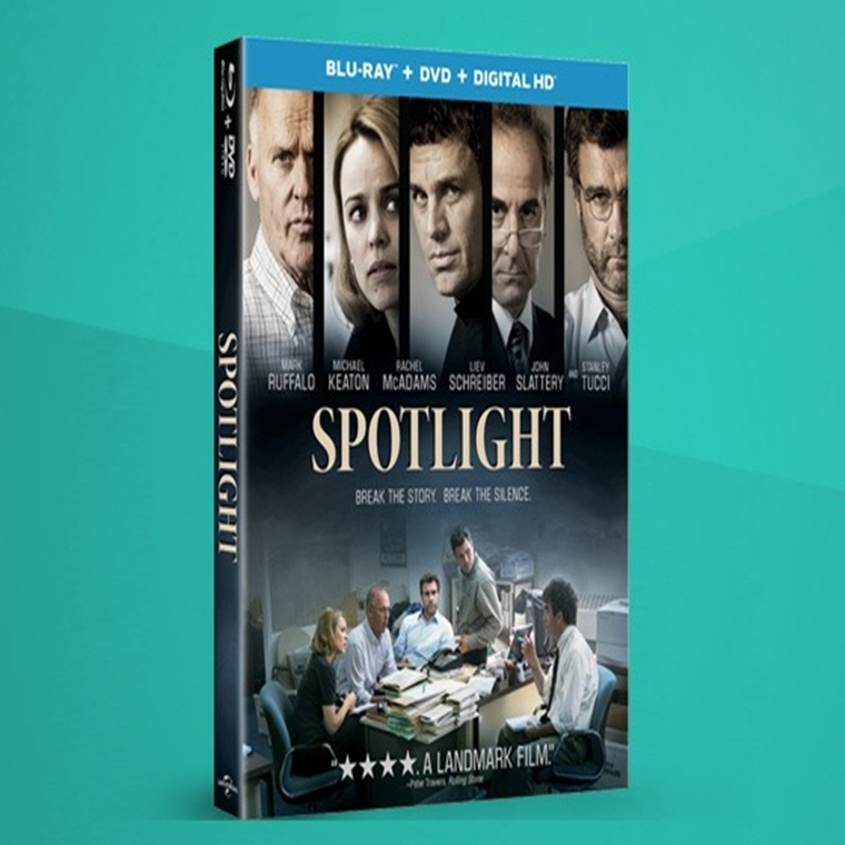 Win a SPOTLIGHT on Digital HD plus an iPad Mini 2