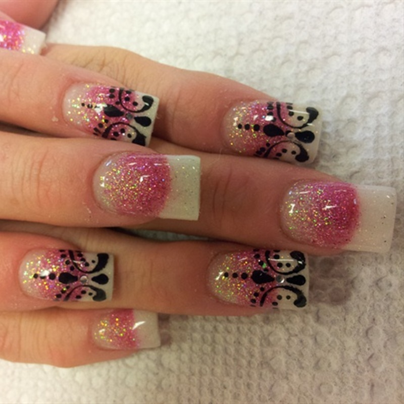 Win a Perfect 10 Custom Nails prize package