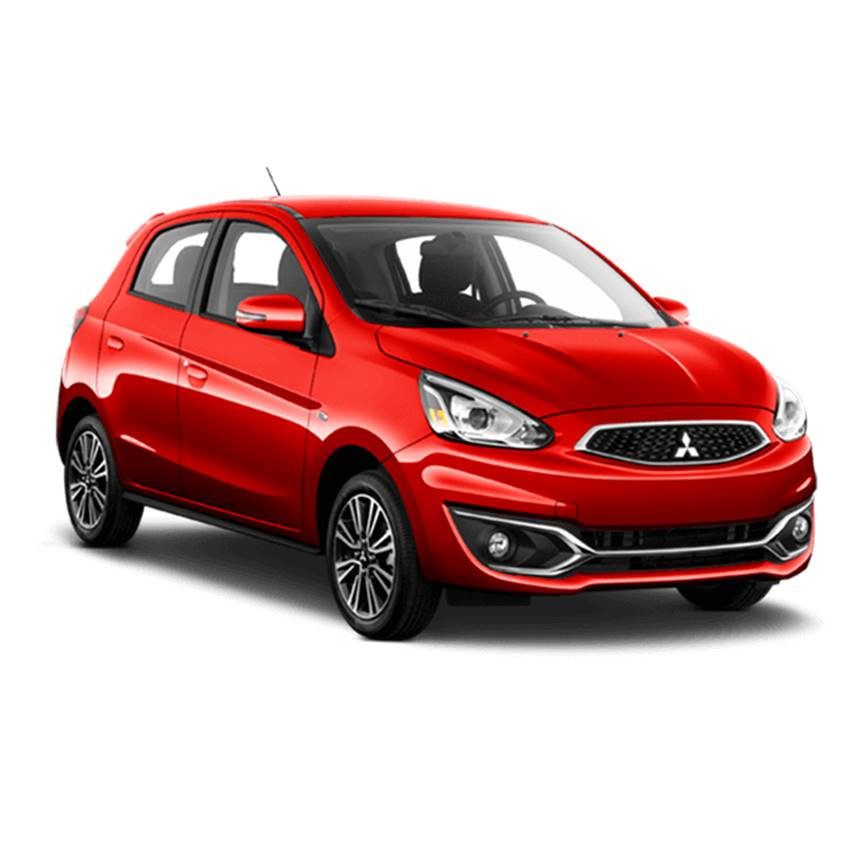 Win A 4 Door Mitsubishi Mirage