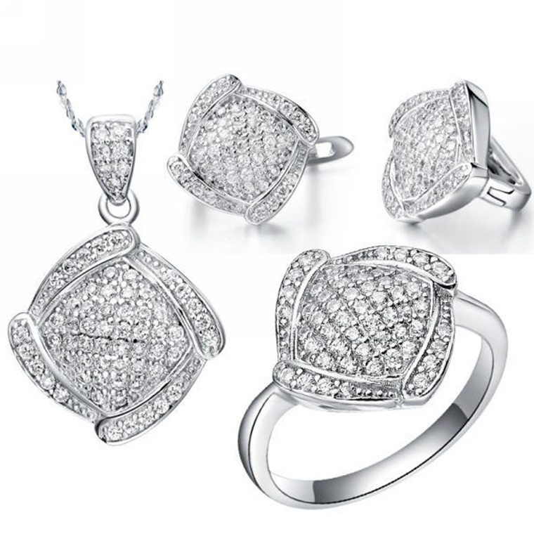 Win a Set of Sterling Silver Jewelry