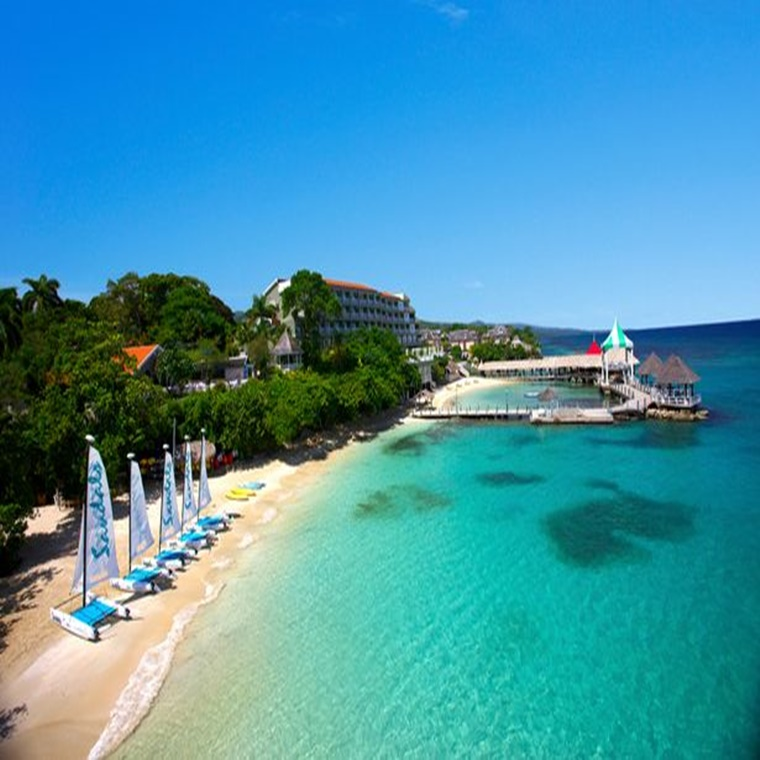 Win A Luxury Vacation To Jamaica