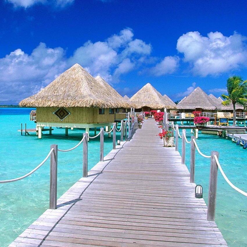 Win A Holiday To Bora Bora For Two