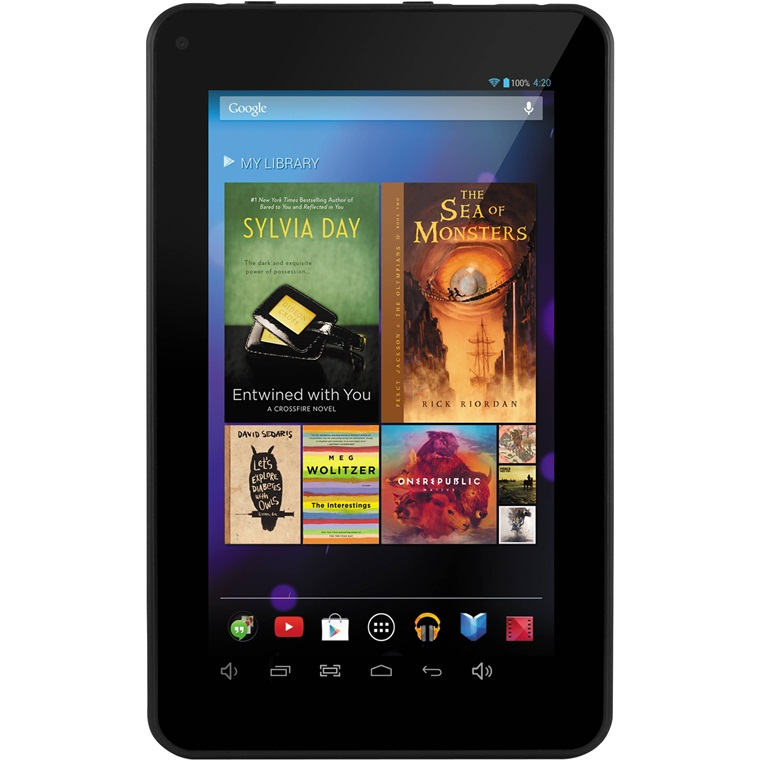 Win a Ematic Quad-Core HD 7-Inch Android Tablet