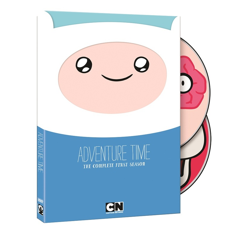 Win a Adventure Time DVDs