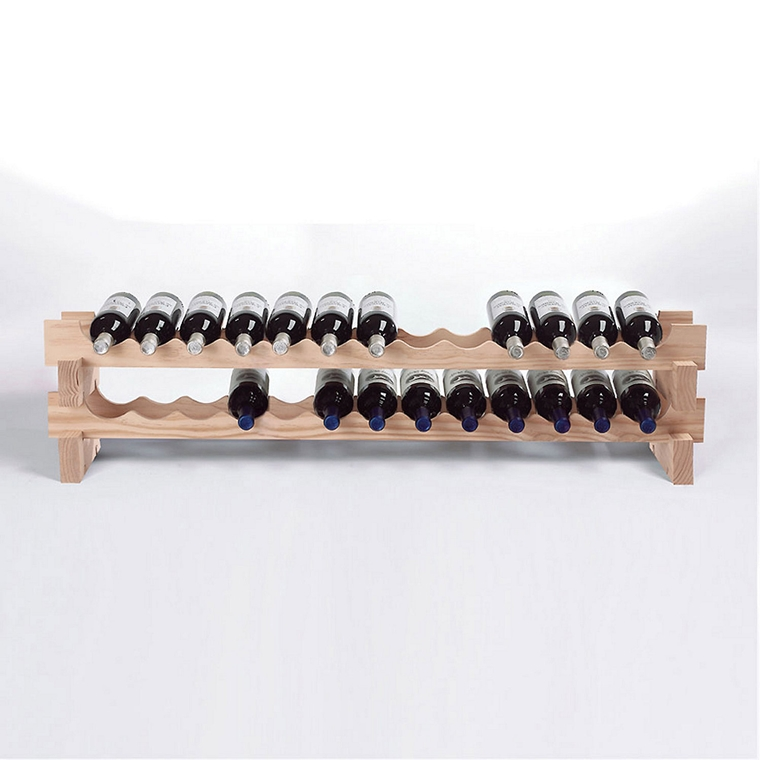 Win a Stack Modular Wine Rack System
