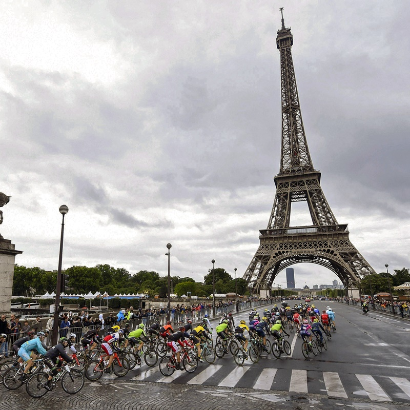 Win Trip to the Tour de France