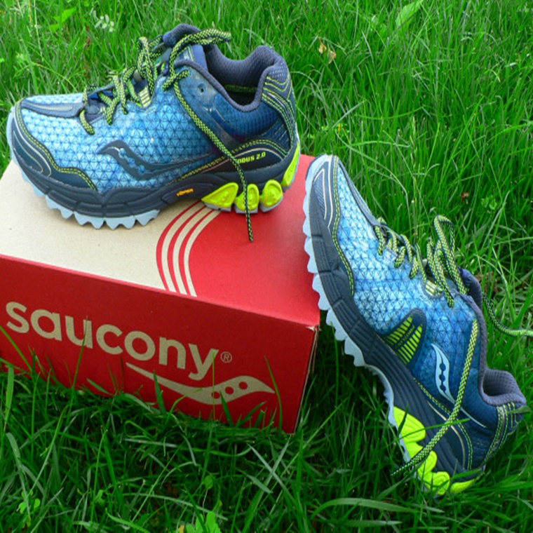Win A Pair Of Saucony Shoes