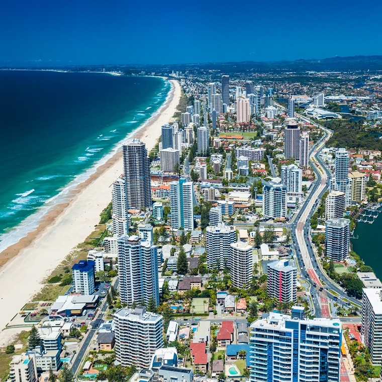 Win a $10,000 Gold Coast Experience