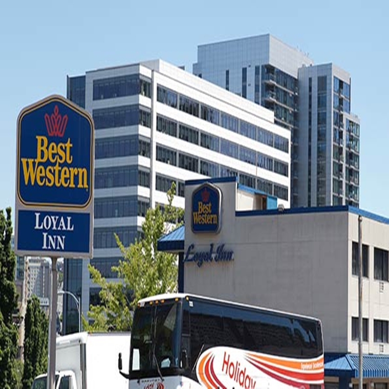Win a U.S. or Canadian Best Western® branded hotel