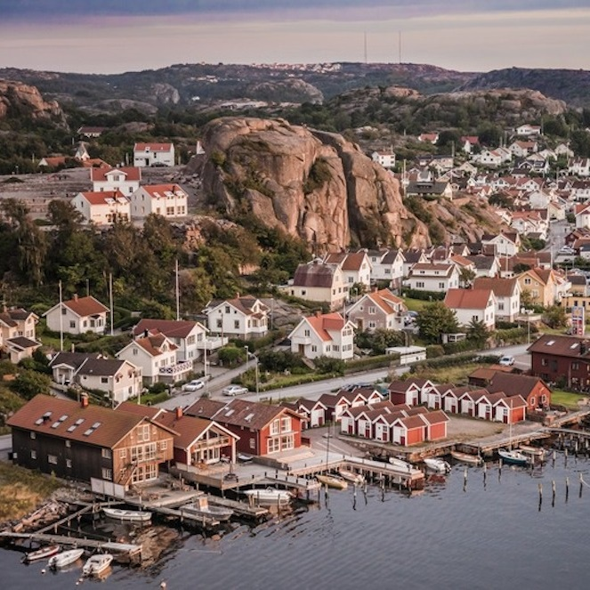 Win An 8 Night Trip to Sweden's West Coast
