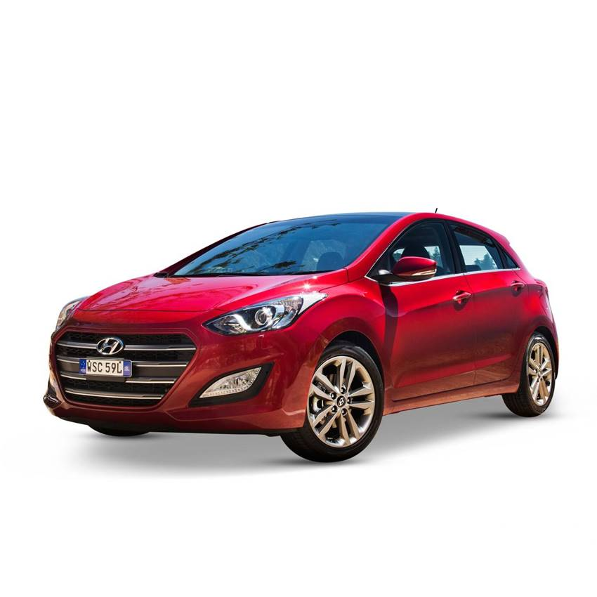 Win A 2017 All-New Hyundai i30 SR