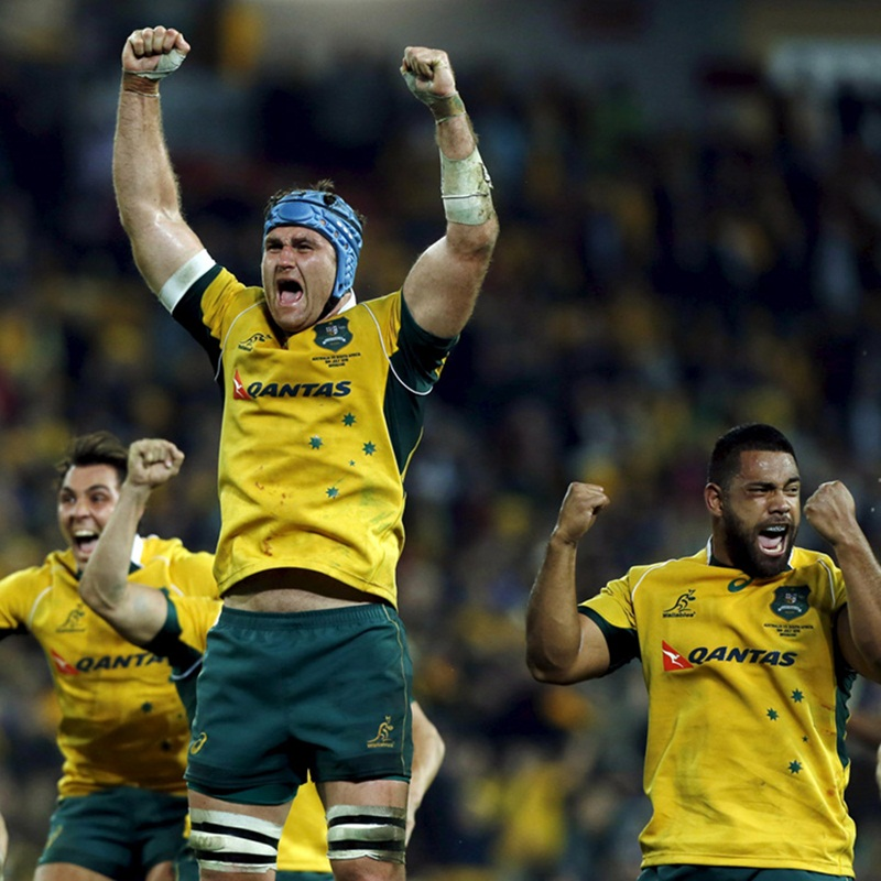 Win a Trip to Wallabies Spring Tour of Europe