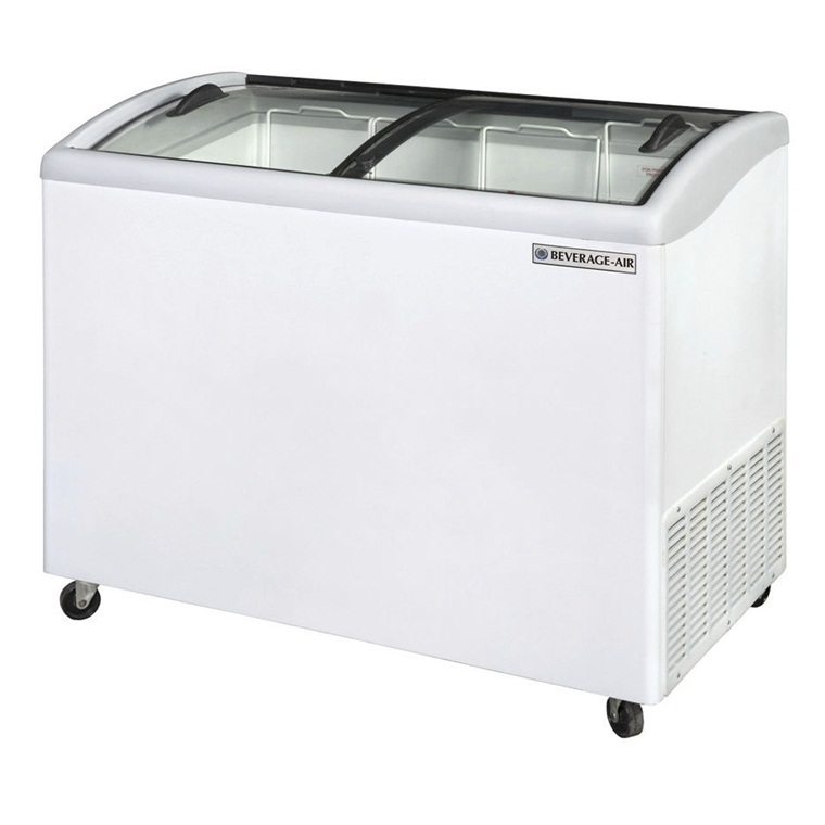 Win a Hussmann 6.73 cu. ft. Glass Top Freezer