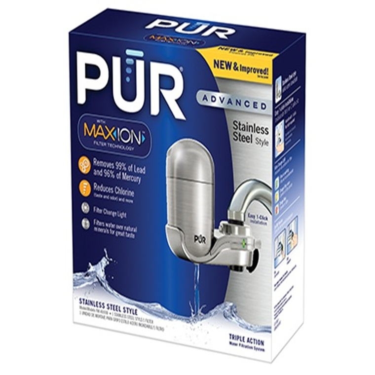 Win a PUR Water Filter Prize Package
