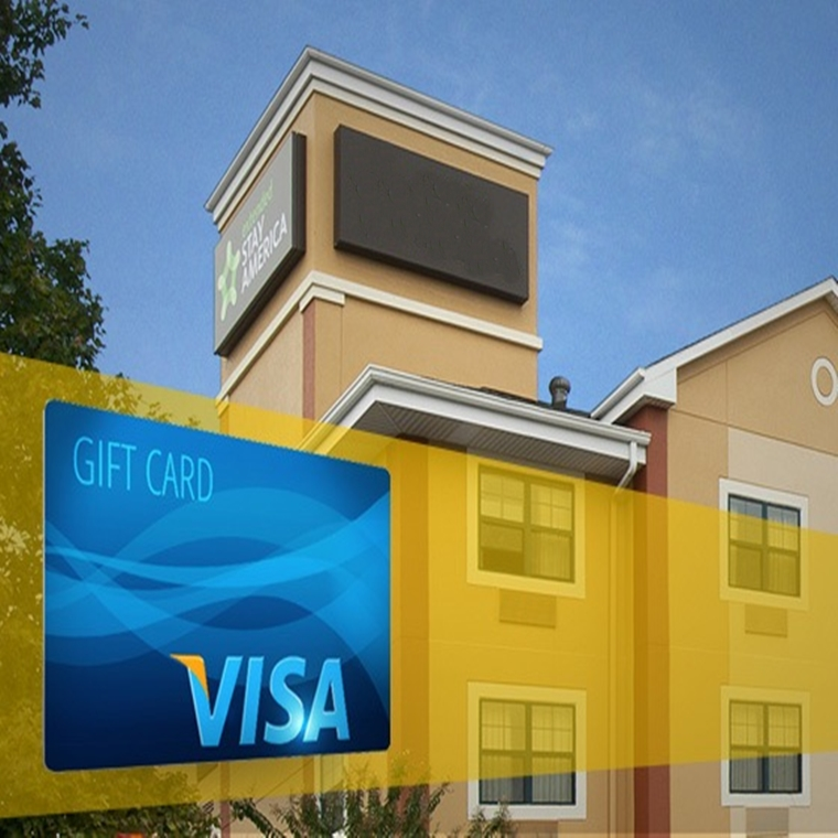 Win a 3 night Stay in america and Gift Card