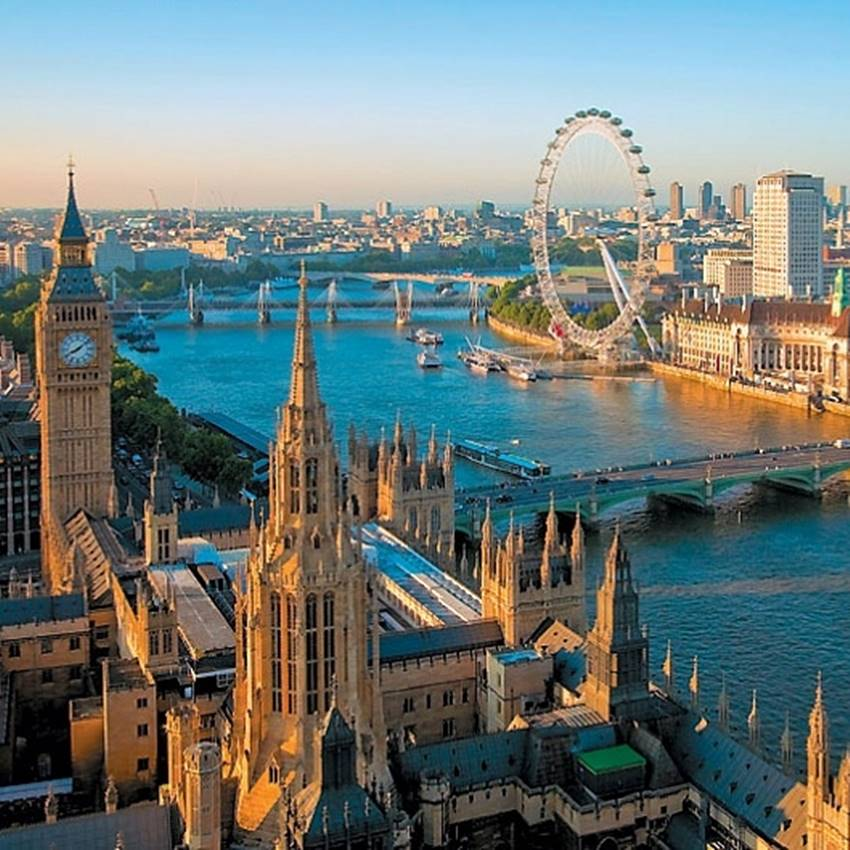 Win A Trip For Two To London